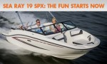 Sea Ray 19 SPX: The Fun Starts Now