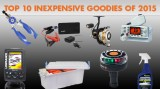 Top 10 New Inexpensive Boating Goodies of 2015