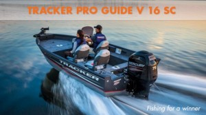 Tracker Pro Guide V 16 SC: Fishing For a Winner