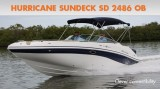Hurricane SunDeck SD 2486 OB: Clever Convertibility